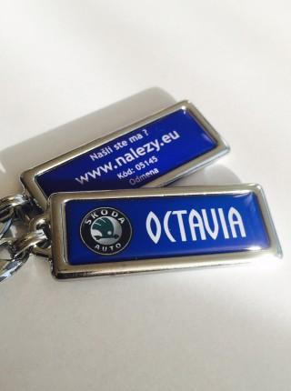 Kľúčenka Škoda Octavia