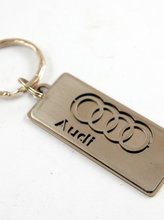 Kľúčenka Audi z chirurgickej ocele