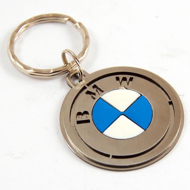 Kľúčenka BMW z chirurgickej ocele  45d952825f2