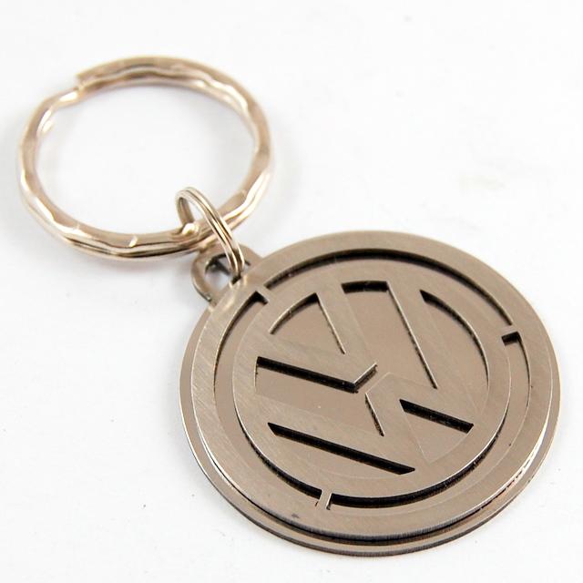 Kľúčenka Volkswagen z chirurgickej ocele  667c165582c