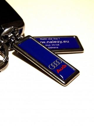 Kľúčenka Audi