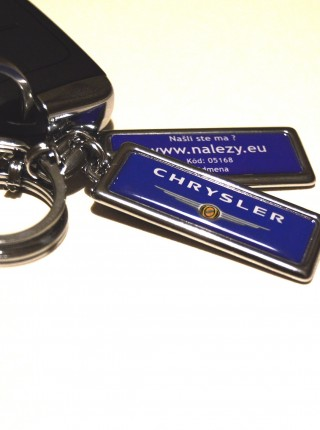 Kľúčenka Chrysler