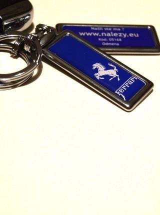 Kľúčenka Ferrari