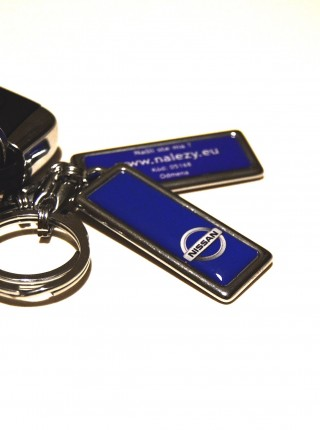Kľúčenka Nissan
