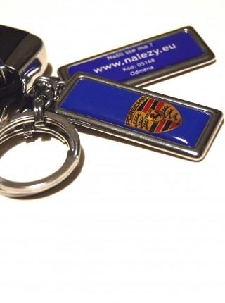 Kľúčenka Porsche