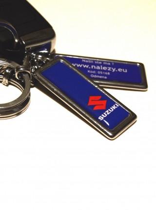 Kľúčenka Suzuki