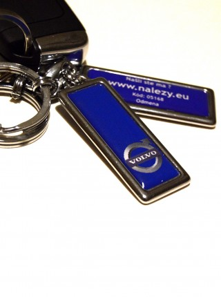 Kľúčenka Volvo