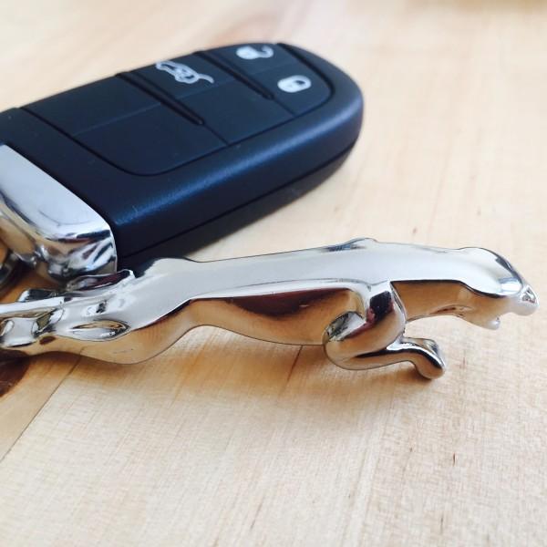 Jaguar kľúčenka