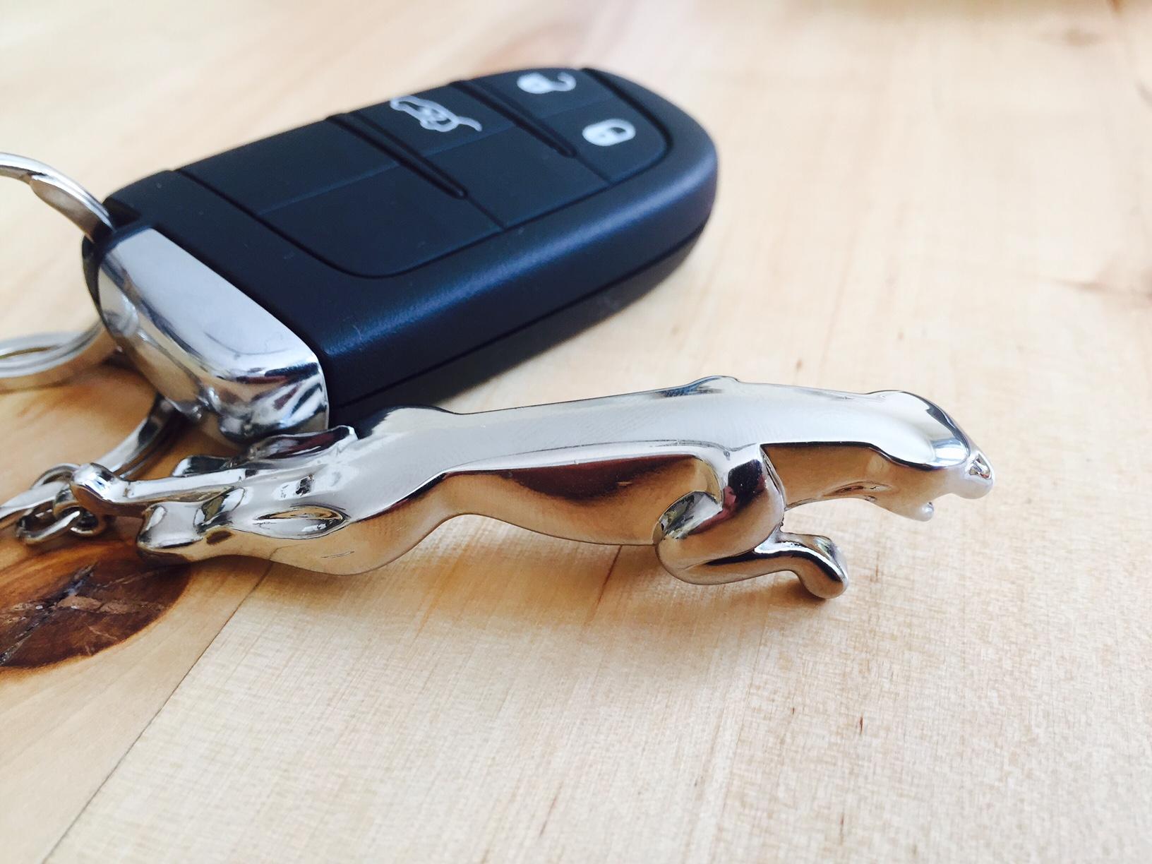 Kľúčenka Jaguar  16ca45a197e